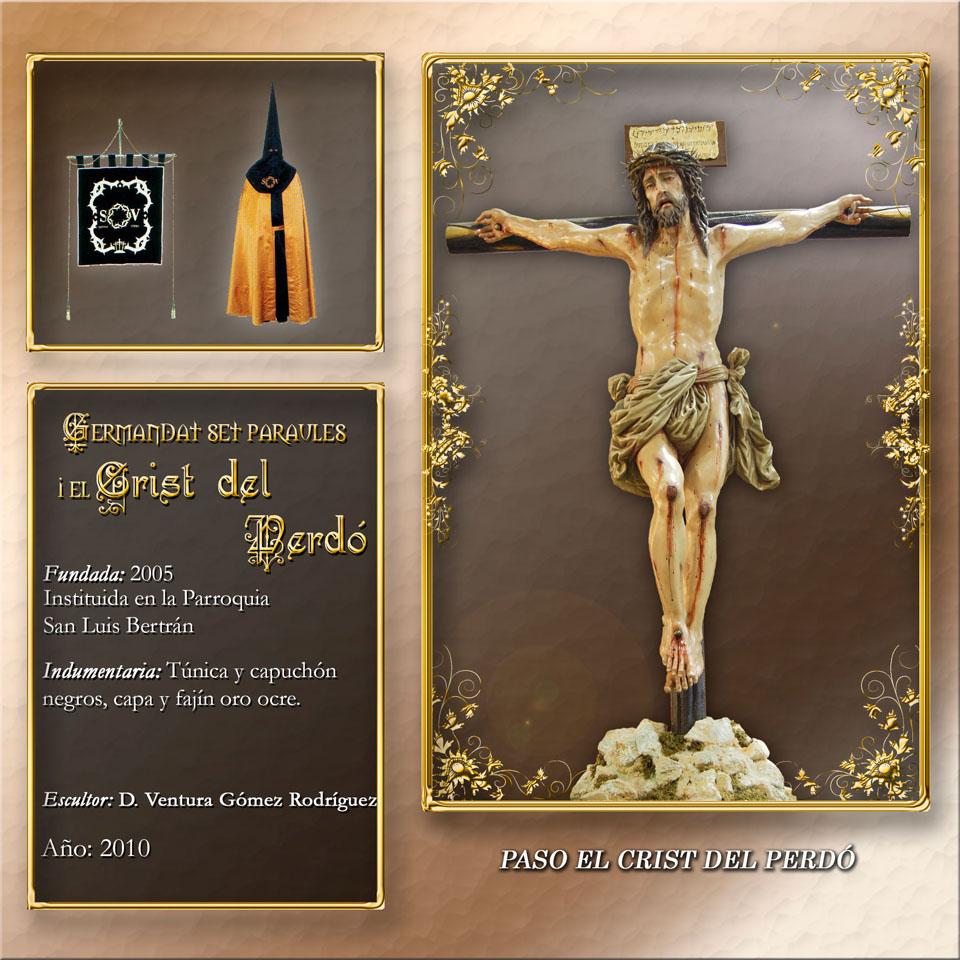 Paso del Crist del Perdó