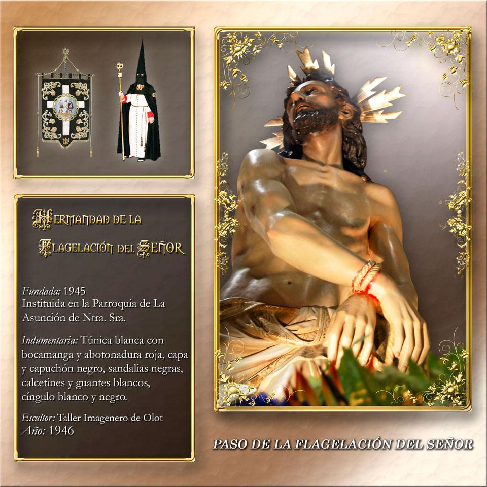 Paso de la Flagelación del Señor