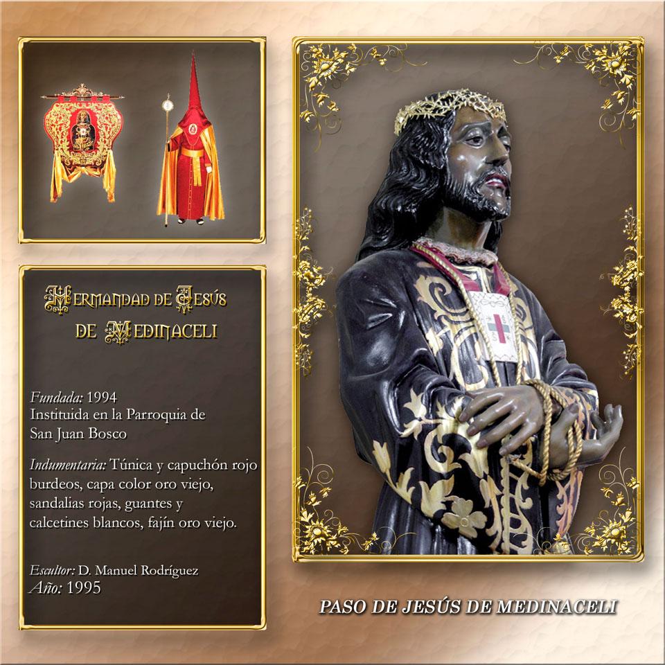 Paso de Jesús de Medinaceli