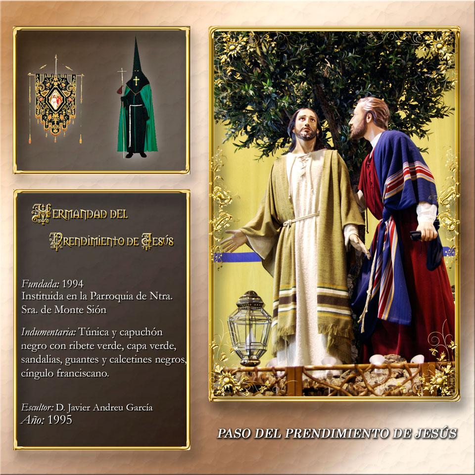 Paso del Prendimiento de Jesús