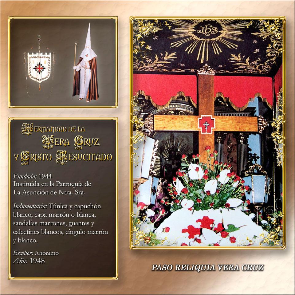 Paso Reliquia Vera Cruz