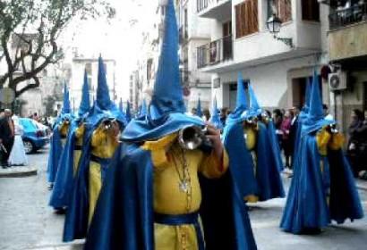 Hermandad Santa Faz de Torrent en Alzira (1/5)