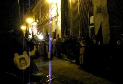 Hermandad Santa Faz de Torrent en Alzira 2009 Marcha Real (4/5)